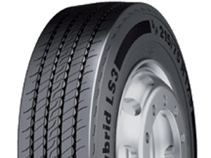 Anvelopa  Continental Conti Hybrid Ls3 215/75R17.5 126/124M