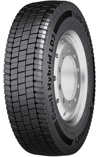 Anvelopa Tractiune Continental Hybrid LD3 225/75R17.5 129/127M