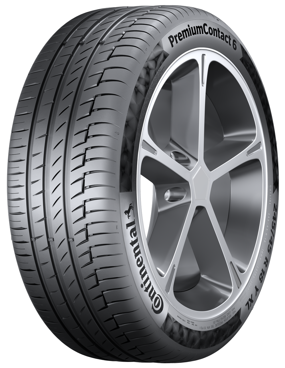 Anvelopa Vara Continental Premium Contact 6 205/45R16 83W