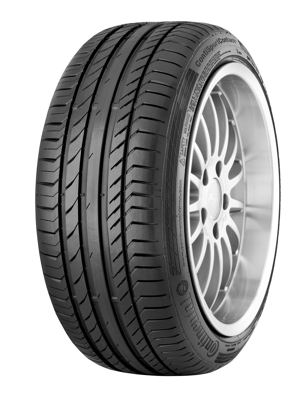 Anvelopa Vara CONTINENTAL SPORT CONTACT 5 SUV RUN FLAT 275/40R20 106W