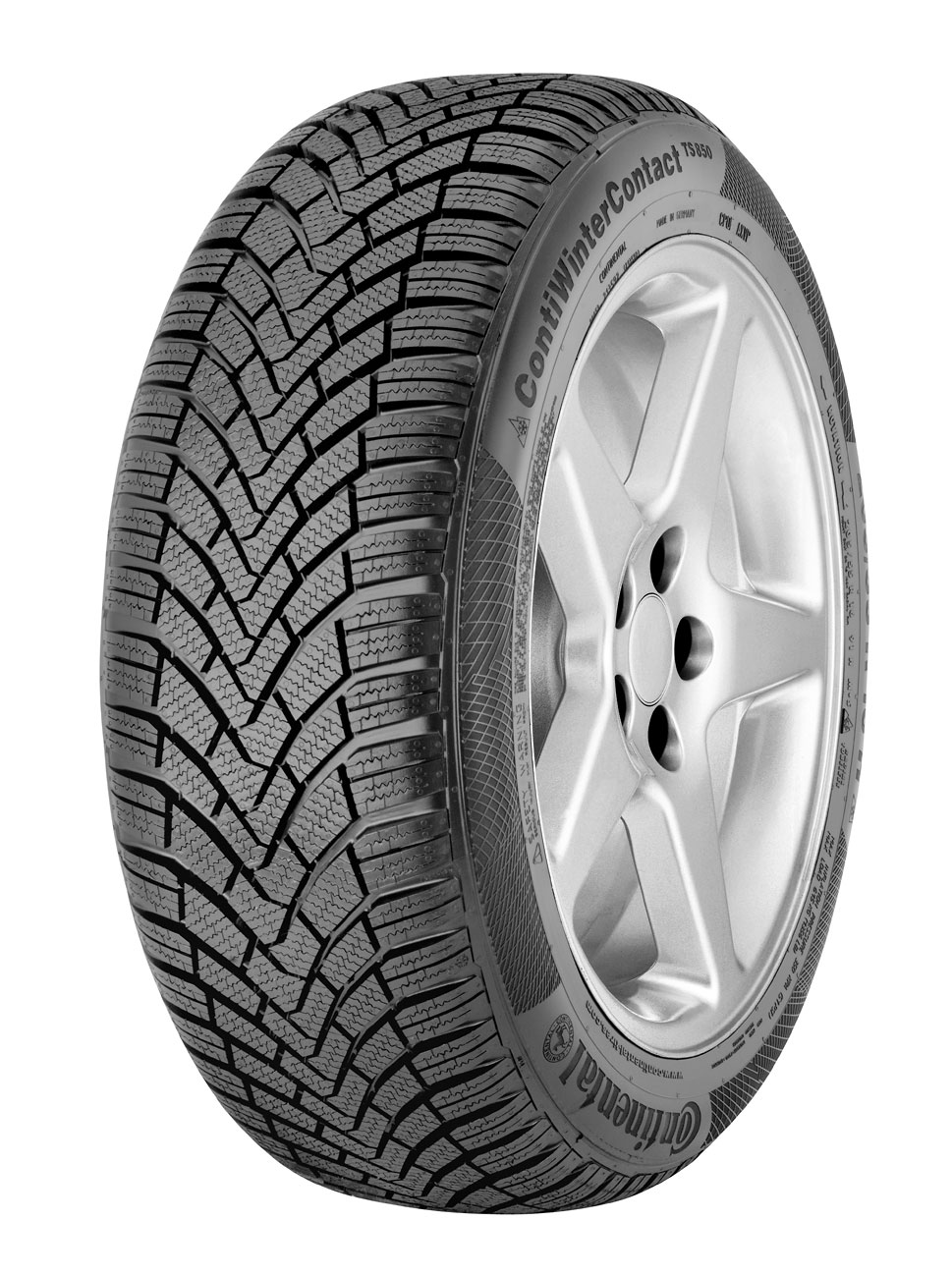 Anvelopa Iarna CONTINENTAL ContiWinterContact TS 850 195/45R16 80T