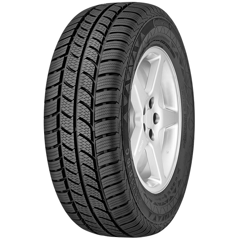 Anvelopa Iarna CONTINENTAL VANCO WINTER 2 DOT2014 3BUC 175/65R14C 90/88T