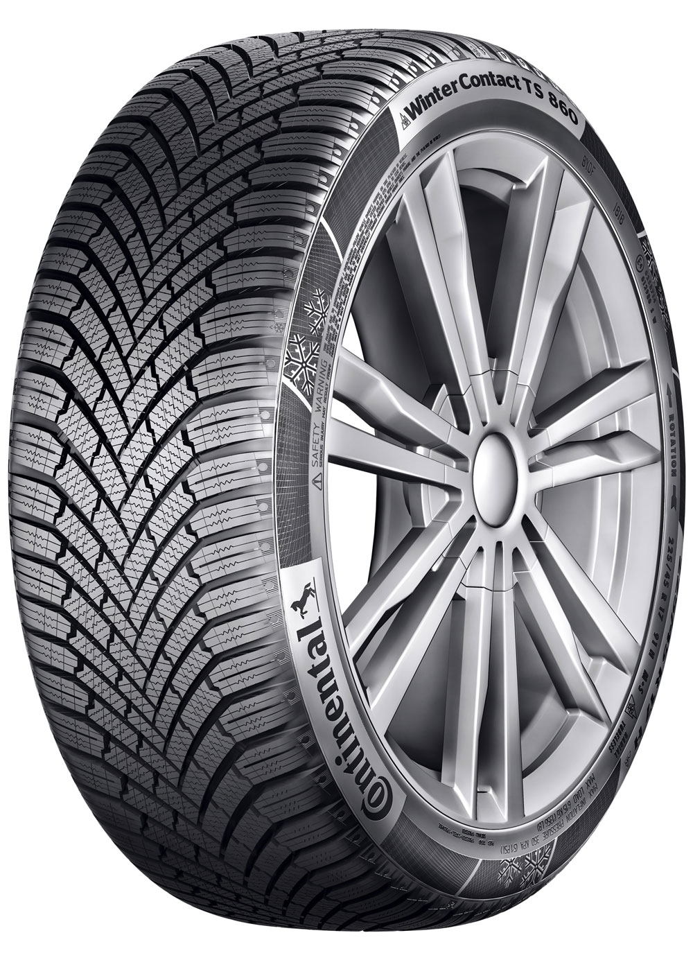 Anvelopa Iarna Continental Winter Contact Ts860 165/60RR15 77T