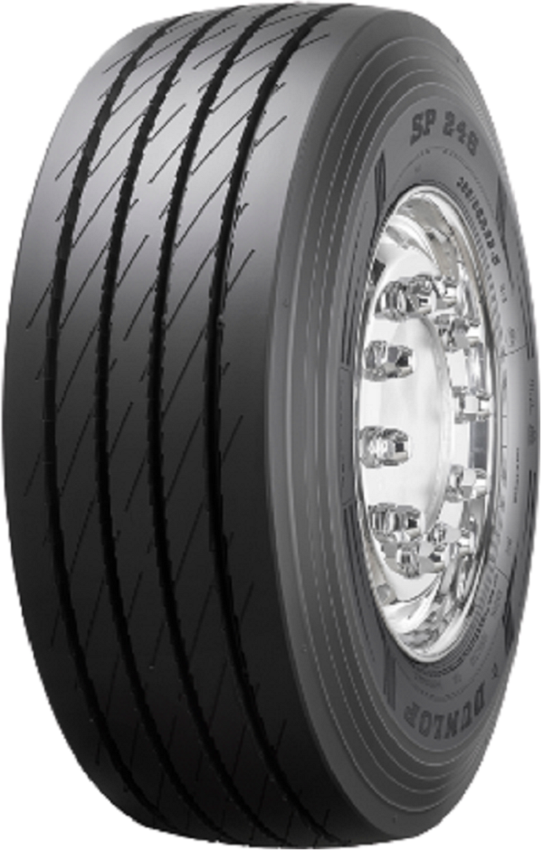 Anvelopa Trailer DUNLOP SP246 385/55R22,5 160K158L