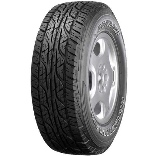 Anvelopa Vara DUNLOP GRANDTREK AT3 OWL DOT2014 245/75R16 114/111S