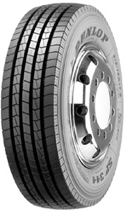 Anvelopa  Dunlop Sp344 245/70R19.5 136/134M