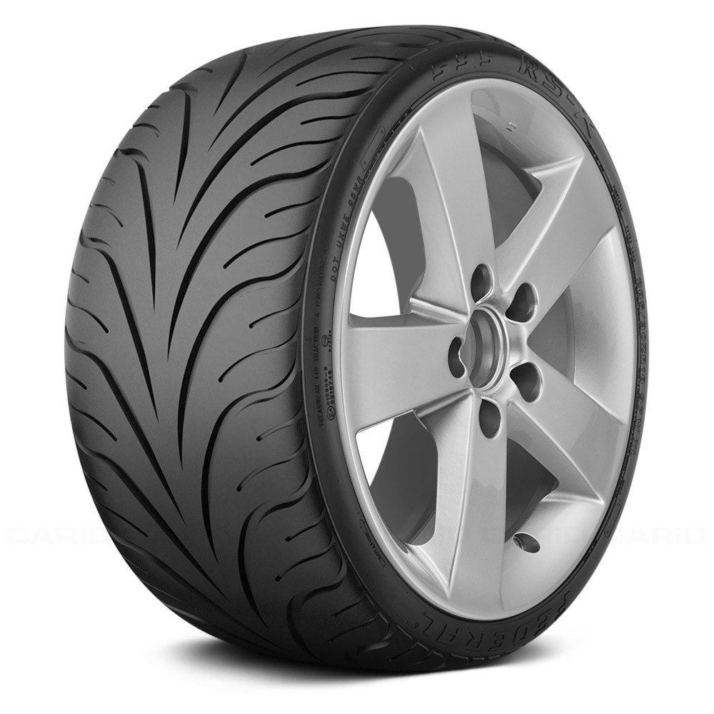 Anvelopa Vara FEDERAL SS-595 RS-R Semi-slick 205/50R15 89W