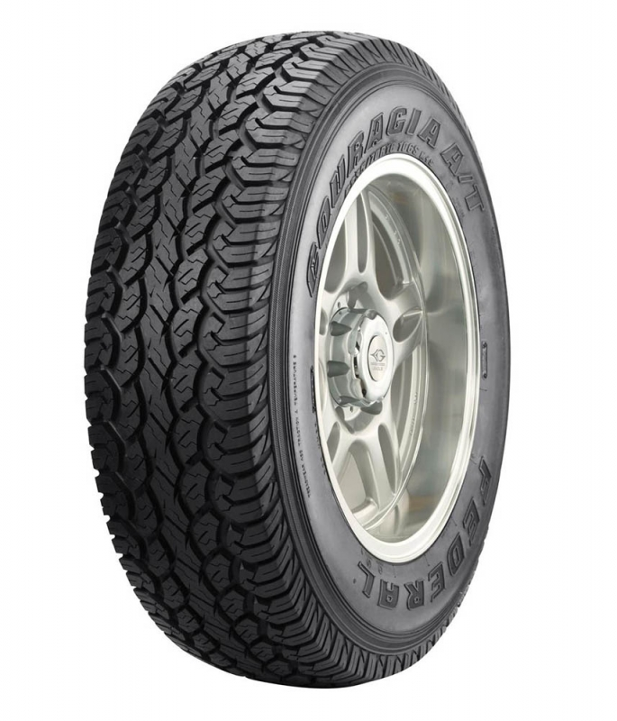 Anvelopa Vara FEDERAL COURAGIA A/T OWL DOT2015 30/9.5R15 104Q
