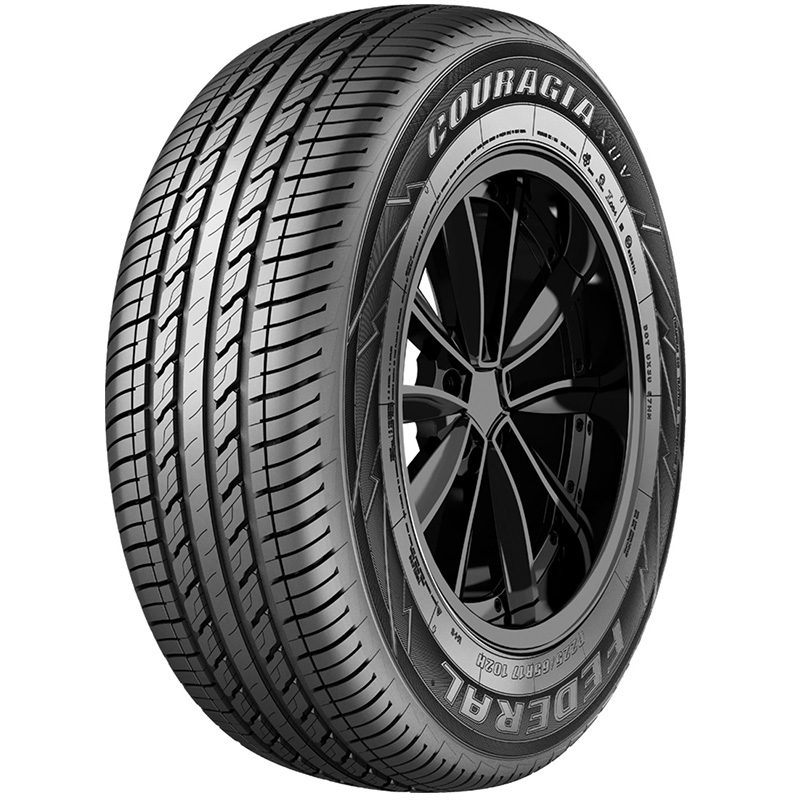 Anvelopa Vara FEDERAL COURAGIA A/T 10PR DOT2015 265/75R16 123/120Q