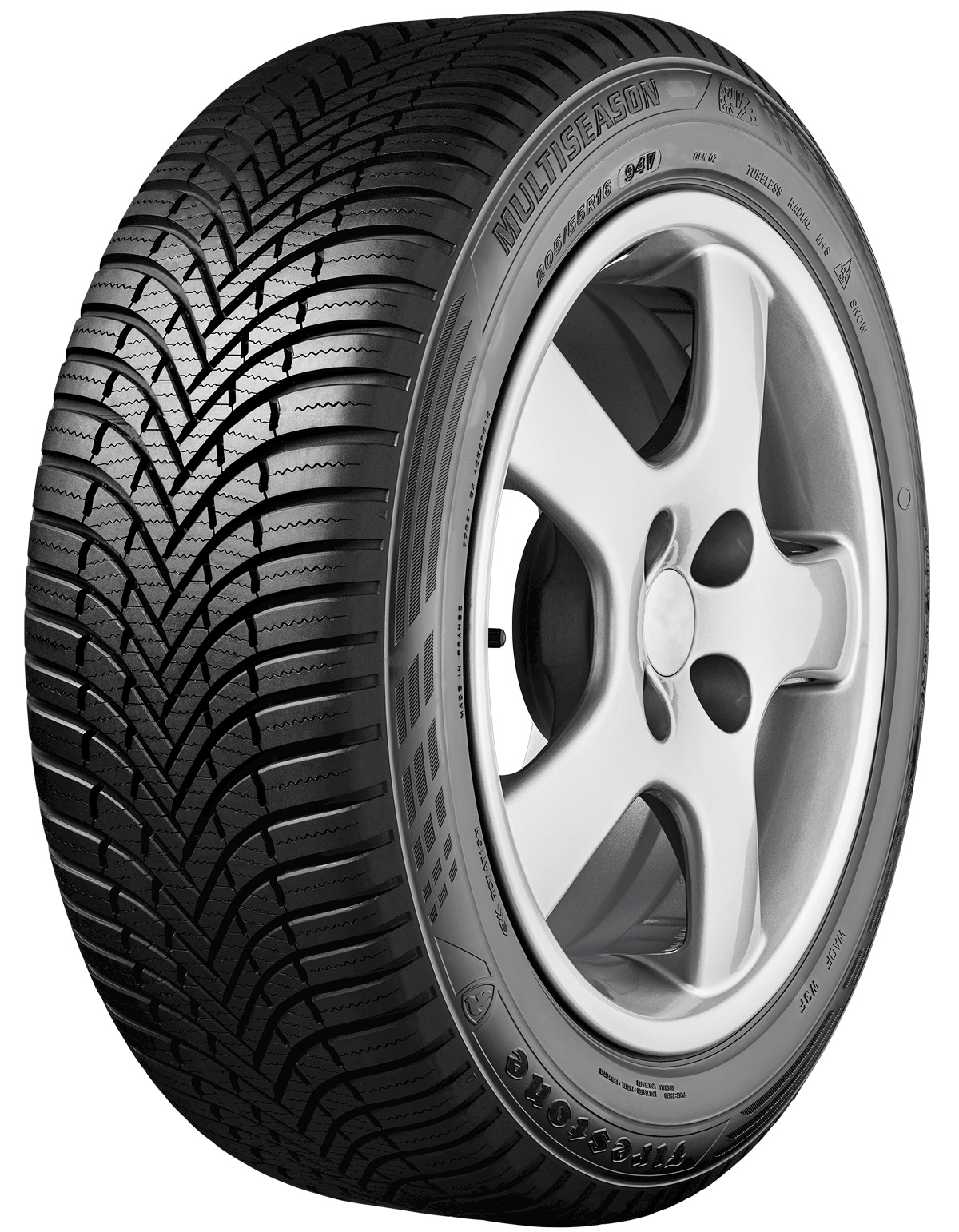 Anvelopa All Season Firestone Multiseason Gen02 195/55R16 91H