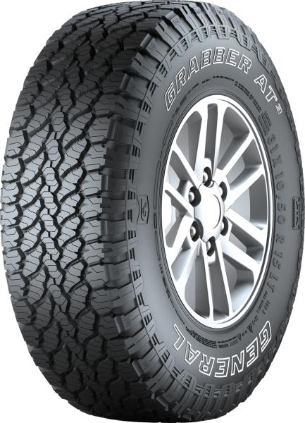 Anvelopa Vara GENERAL GRABBER AT3 OWL 235/85R16 120S