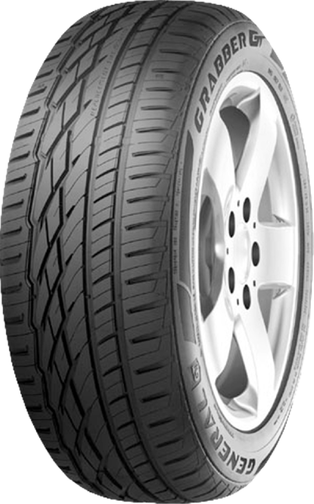 Anvelopa Vara GENERAL TIRE GRABBER GT 225/55R19 103V