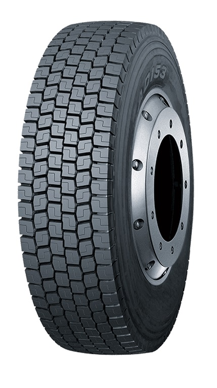 Anvelopa All Season Tractiune GOLDEN CROWN AD153 295/80R22.5 152/149L