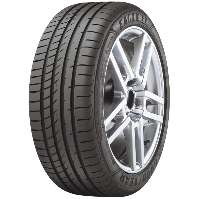 Anvelopa Vara GOODYEAR EAGLE F1 ASYMMETRIC SUV RUN FLAT 255/55R18 109V