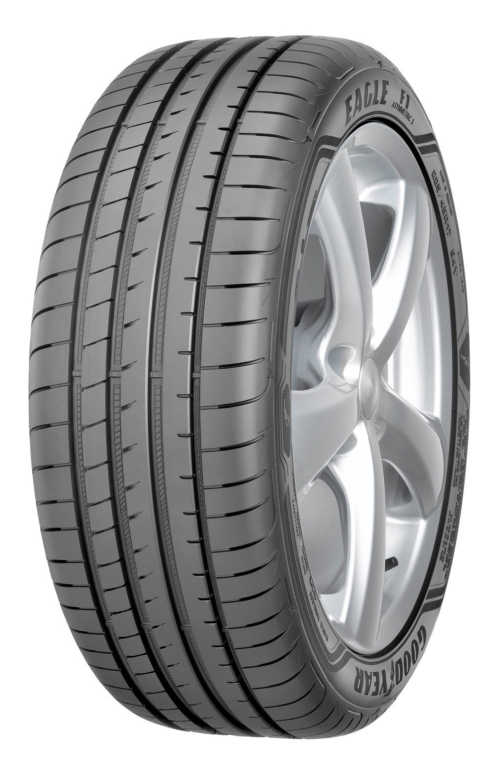 Anvelopa Vara Goodyear F1 Asymetric 3 XL 245/45R19 102Y