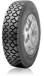 Anvelopa  Goodyear G124 10//R17.5 134M