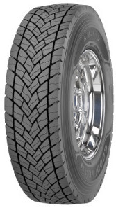 Anvelopa  Goodyear Kmax D 305/70R22.5 153/150L/M