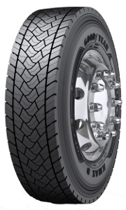 Anvelopa  Goodyear Kmax D G2 295/80R22.5 152/148MM