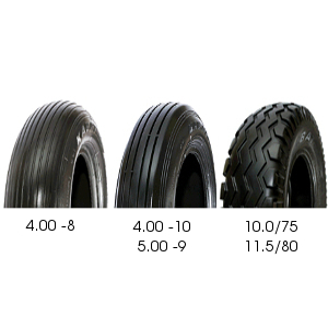 Anvelopa camion  Kabat Implement 10/75R15.3
