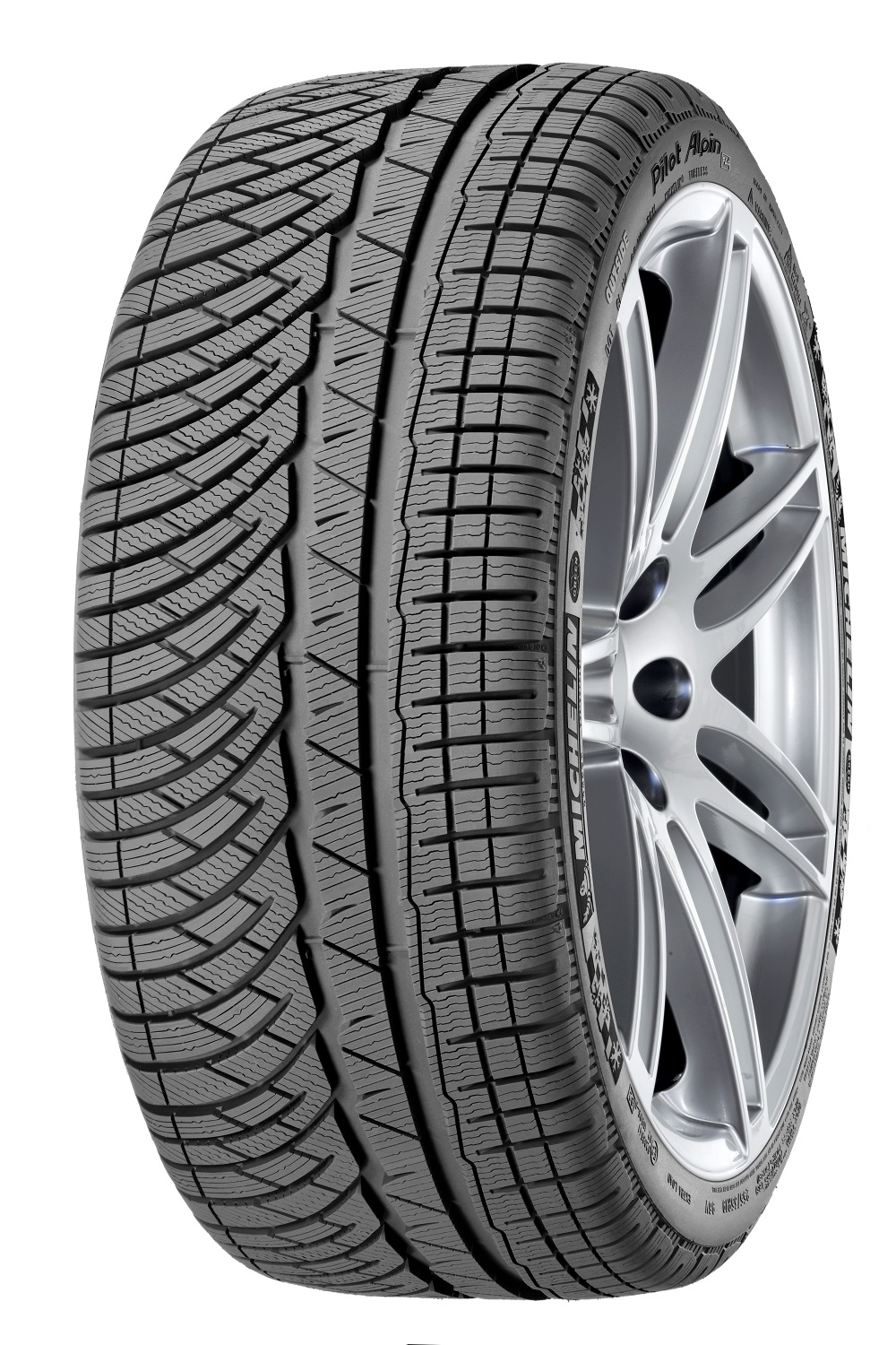 Anvelopa Iarna Michelin PIL.ALPIN PA4 255/40R18 99V