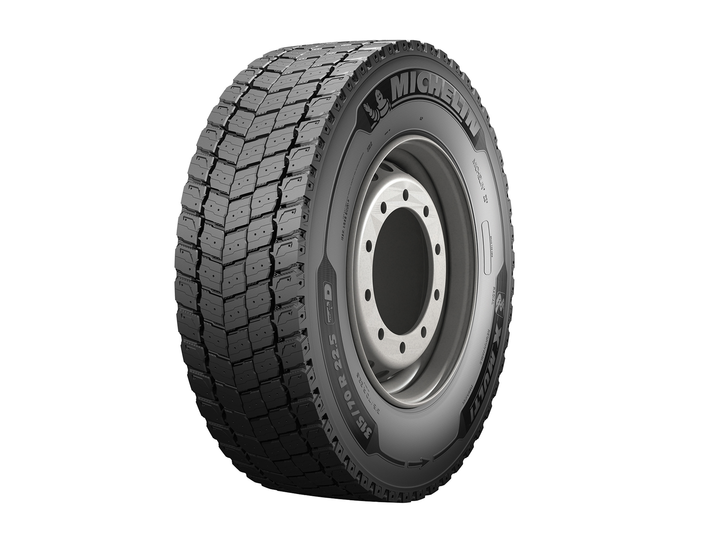 Anvelopa  MICHELIN X MULTI D  235/75R17.5 132/130M