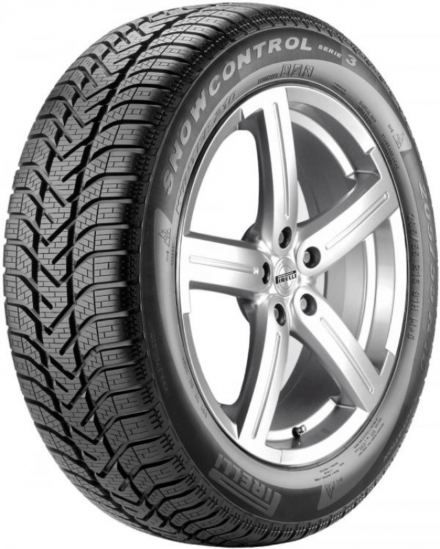Anvelopa Iarna Pirelli Winter 210 Snow Control 3 205/55RR16 91H
