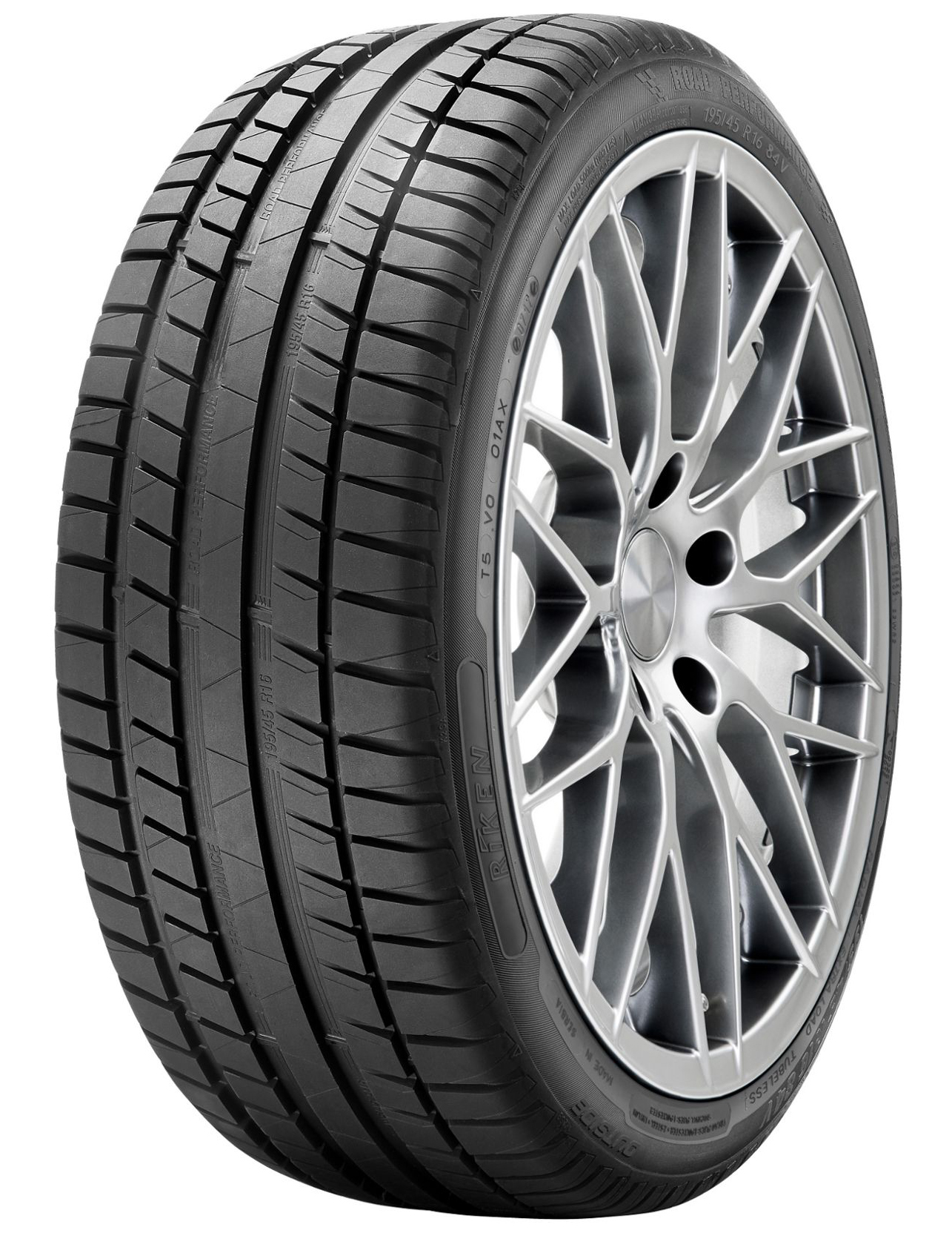 Anvelopa Vara Riken by michelin Road Performance 195/55R16 87H