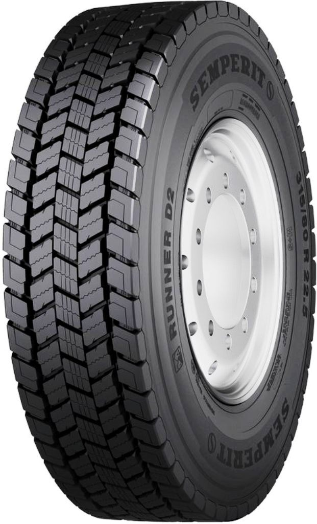 Anvelopa Tractiune SEMPERIT RUNNER D2 215/75R17,5 126/124M