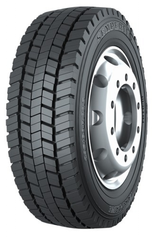 Anvelopa  SEMPERIT M470 DOT0214 1BC 205/75R17.5 124/122M