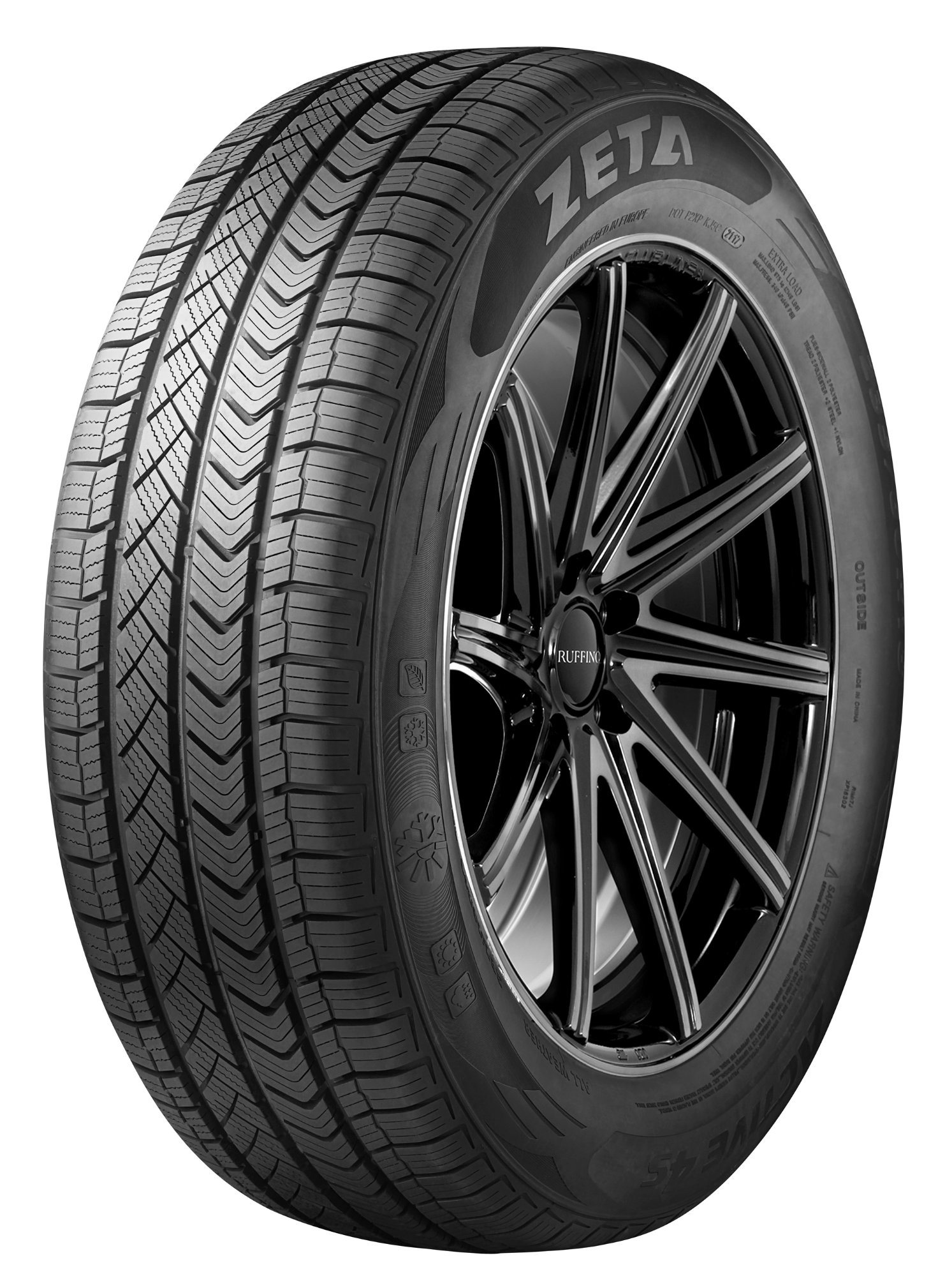 Anvelopa All Season Zeta Active Power 4s 225/65R16C 112 S